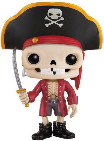 Figurine Funko Pop Parcs Disney  #258 Jolly Roger