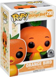 Figurine Funko Pop Parcs Disney  #290 Oiseau Orange