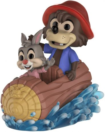 Figurine Funko Pop Parcs Disney  #47 Splash Mountain