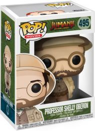 Figurine Funko Pop Jumanji #495 Professeurr Shelly Oberon