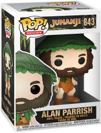 Figurine Funko Pop Jumanji #843 Alan Parrish