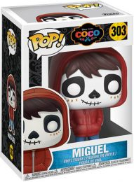Figurine Funko Pop Coco [Disney] #303 Miguel Rivera