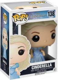 Figurine Funko Pop Cendrillon [Disney] #138 Cendrillon