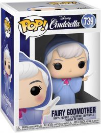 Figurine Funko Pop Cendrillon [Disney] #739 Marraine la Bonne Fée