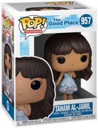 Figurine Funko Pop The Good Place #957 Tahani Al-Jamil