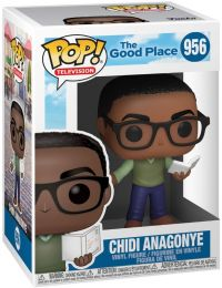 Figurine Funko Pop The Good Place #956 Chidi Anagonye