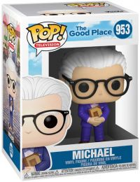 Figurine Funko Pop The Good Place #953 Michael