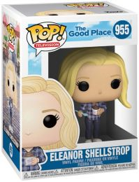 Figurine Funko Pop The Good Place #955 Eleanor Shellstrop