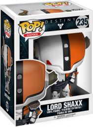 Figurine Funko Pop Destiny #235 Lord Shaxx