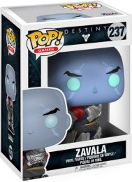 Figurine Funko Pop Destiny #237 Zavala