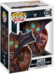 Figurine Funko Pop Destiny #238 Oryx