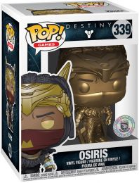 Figurine Funko Pop Destiny #339 Osiris - Or