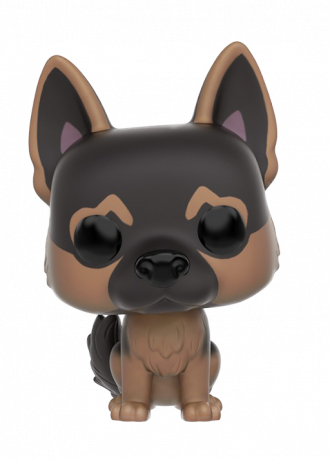 Figurine Funko Pop Animaux de Compagnie #02 Berger Allemand