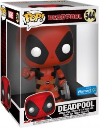 Figurine Funko Pop Deadpool [Marvel] #544 Deadpool - 25 cm
