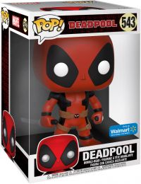 Figurine Funko Pop Deadpool [Marvel] #543 Deadpool- 25 cm