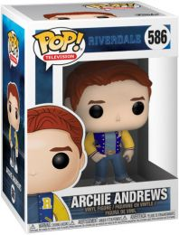 Figurine Funko Pop Riverdale #586 Archie Andrews