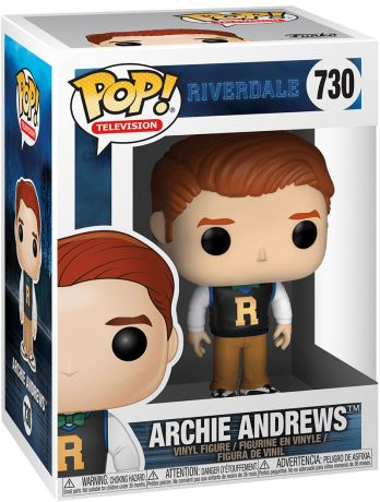 Figurine Funko Pop Riverdale #730 Archie Andrews