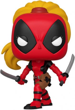 Figurine Funko Pop Deadpool [Marvel] #549 Lady Deadpool