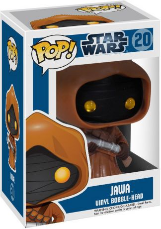 Figurine Funko Pop Star Wars 1 : La Menace fantôme #20 Jawa