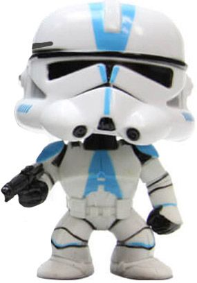 Figurine Funko Pop Star Wars 1 : La Menace fantôme #25 501e Légion
