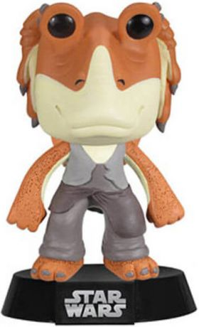 Figurine Funko Pop Star Wars 1 : La Menace fantôme #27 Jar Jar Binks