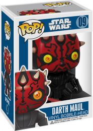 Figurine Funko Pop Star Wars 1 : La Menace fantôme #9 Dark Maul
