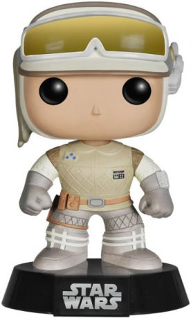 Figurine Funko Pop Star Wars 1 : La Menace fantôme #34 Luke Skywalker (Hoth)