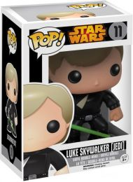Figurine Funko Pop Star Wars 1 : La Menace fantôme #11 Luke Skywalker (Jedi)
