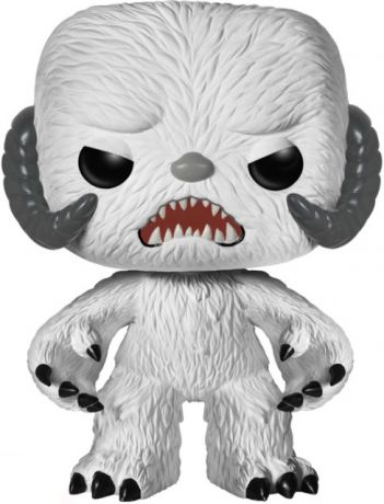 Figurine Funko Pop Star Wars 1 : La Menace fantôme #39 Wampa - Floqué
