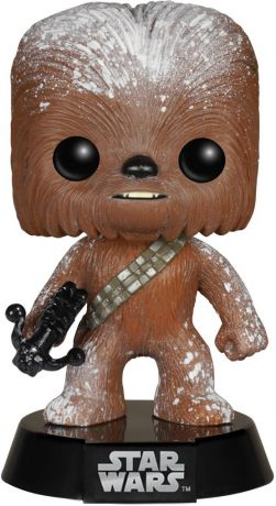 Figurine Funko Pop Star Wars 1 : La Menace fantôme #06 Chewbacca (Hoth)