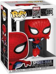 Figurine Funko Pop Marvel 80 ans #593 Spider-Man