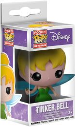 Figurine Funko Pop Peter Pan [Disney] #0 Fée Clochette - Porte-clés