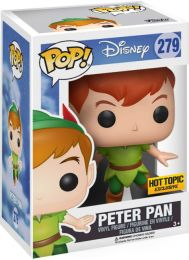 Figurine Funko Pop Peter Pan [Disney] #279 Peter Pan
