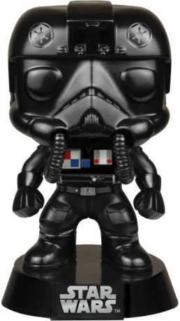 Figurine Funko Pop Star Wars 1 : La Menace fantôme #51 Tie Fighter Pilot