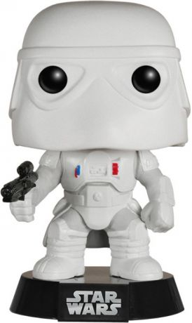 Figurine Funko Pop Star Wars 1 : La Menace fantôme #56 Snowtrooper