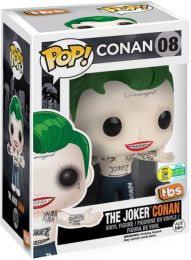 Figurine Funko Pop Conan O'Brien #8 Conan le Joker