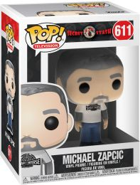 Figurine Funko Pop Comic Book Men #611 Michael Zapcic