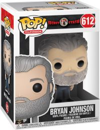Figurine Funko Pop Comic Book Men #612 Bryan Johnson