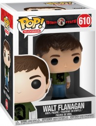Figurine Funko Pop Comic Book Men #610 Walt Flannagan