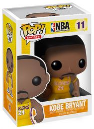 Figurine Funko Pop NBA #11 Kobe Bryant - Los Angeles Lakers