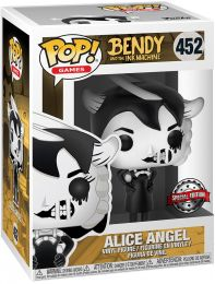 Figurine Funko Pop Bendy and the Ink Machine #452 Alice Angel