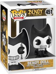 Figurine Funko Pop Bendy and the Ink Machine #451 Bendy