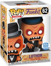 Figurine Funko Pop Fantastik Plastik #62 Luthor