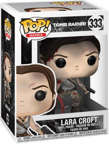 Figurine Funko Pop Tomb Raider #333 Lara Croft