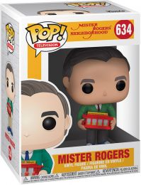 Figurine Funko Pop Fred Rogers #634 Mister Rogers