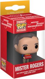 Figurine Funko Pop Fred Rogers #0 Mister Rogers - Porte-clés