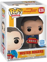 Figurine Funko Pop Fred Rogers #636 Mister Rogers