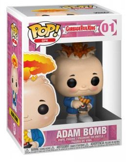 Figurine Funko Pop Les Crados #01 Frederic Atomic