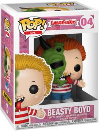 Figurine Funko Pop Les Crados #4 Beastly Boyd