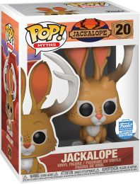 Figurine Funko Pop Mythes et Légendes #20 Jackalope